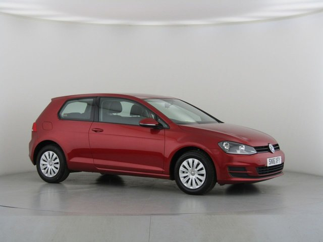 View our 2016 16 VOLKSWAGEN GOLF 1.4 S TSI BLUEMOTION TECHNOLOGY 3d 121 BHP