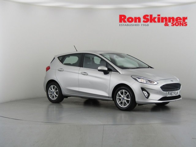 View our 2018 67 FORD FIESTA 1.1 ZETEC 5d 85 BHP