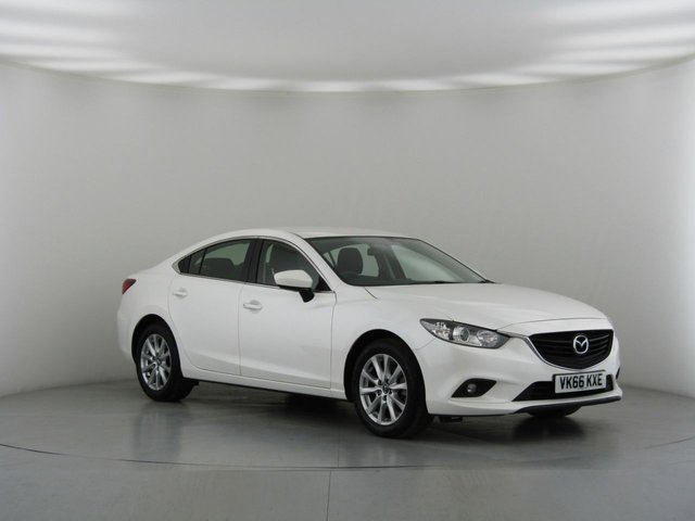 View our 2016 66 MAZDA 6 2.0 SE NAV 4d 143 BHP