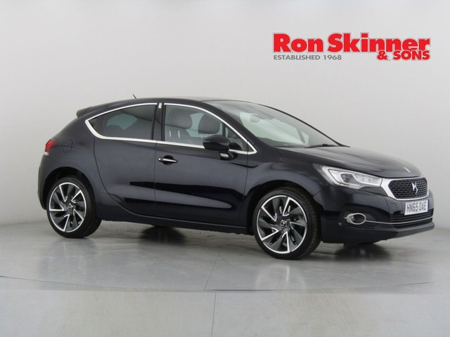 View our 2015 65 DS DS 4 2.0 BLUEHDI PRESTIGE S/S 5d 150 BHP