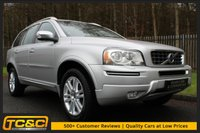 USED 2012 62 VOLVO XC90 2.4 D5 SE LUX AWD 5d AUTO 200 BHP A VERY NICE XC90 WITH LOW OWNERS AND FULL SERVICE HISTORY!!!
