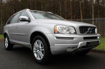 2012 VOLVO XC90 2.4 D5 SE LUX AWD 5d AUTO 200 BHP £14500.00