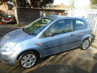 USED 2005 55 FORD FIESTA 1.2 STYLE 3d 74 BHP