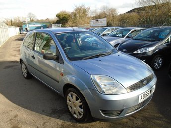 2005 FORD FIESTA 1.2 STYLE 3d 74 BHP £1995.00