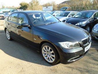 2007 BMW 3 SERIES 2.0 318I SE 4d 128 BHP £4295.00