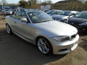 2011 BMW 1 SERIES 2.0 118I M SPORT 2d 141 BHP £6995.00