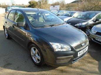 2006 FORD FOCUS 1.6 LX 5d 100 BHP £2495.00