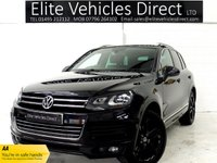 USED 2011 11 VOLKSWAGEN TOUAREG 3.0 V6 ALTITUDE TDI BLUEMOTION TECHNOLOGY 5d AUTO 237 BHP