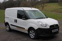 2015 FIAT DOBLO 1.2 16V MULTIJET 1d 90 BHP £4500.00