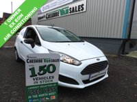 2013 FORD FIESTA 1.6 ECONETIC TDCI 94 BHP  1 OWNER FROM NEW FULL SERVICE HISTORY  £4295.00