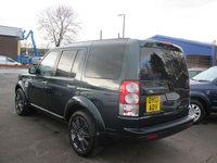 USED 2013 13 LAND ROVER DISCOVERY 3.0 4 SDV6 HSE 5d AUTO 255 BHP ELECTRIC SEATS WITH MEMORY SETTINGS