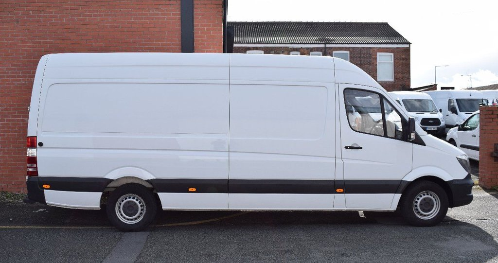dbdb4c7ee4d969 ... USED 2014 14 MERCEDES-BENZ SPRINTER 2.1 313 CDI Lwb High Roof 129 BHP  ...