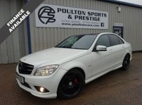 USED 2011 11 MERCEDES-BENZ C CLASS 2.1 C200 CDI BLUEEFFICIENCY SPORT 4d 136 BHP