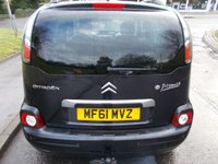 USED 2011 61 CITROEN C3 PICASSO 1.6 PICASSO EXCLUSIVE HDI 5d 90 BHP ++12 MONTHS AA BREAKDOWN COVER++