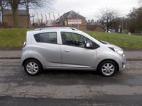 USED 2011 61 CHEVROLET SPARK 1.2 LS PLUS 5d 80 BHP ++£30 ROAD TAX+SERVICE RECORD++