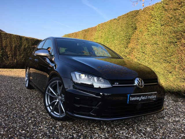 USED 2014 64 VOLKSWAGEN GOLF 2.0 R 5d 298 BHP