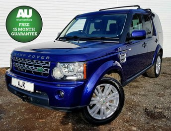 2009 LAND ROVER DISCOVERY 3.0 4 TDV6 HSE 5d AUTO 245 BHP £12995.00