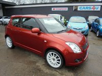 2009 SUZUKI SWIFT 1.3 ATTITUDE 3d 91 BHP £3290.00