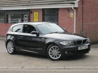 2007 BMW 1 SERIES 118I M SPORT (FULL SERVICE HISTORY) 5dr