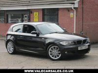 USED 2007 57 BMW 1 SERIES 118I M SPORT (FULL SERVICE HISTORY) 5dr FULL SERVICE HISTORY / GREAT LOOKING CAR