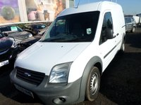 USED 2010 59 FORD TRANSIT CONNECT 1.8 T230 HR CDPF 1d 110 BHP