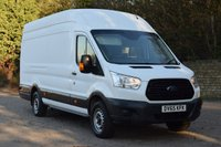 2015 FORD TRANSIT 2.2 350 H/R P/V 1d 124 BHP £10450.00