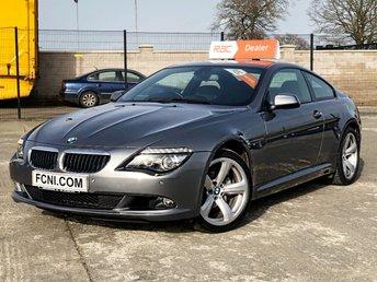 2010 BMW 6 SERIES 3.0 635D SPORT AUTO 282 BHP £13750.00