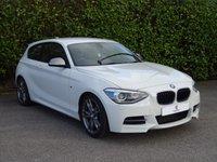 2014 BMW 1 SERIES 3.0 M135I 3d 316 BHP £13790.00
