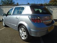 USED 2009 09 VAUXHALL ASTRA 1.4 ACTIVE 16V TWINPORT 5d 90 BHP GUARANTEED TO BEAT ANY 'WE BUY ANY CAR' VALUATION ON YOUR PART EXCHANGE