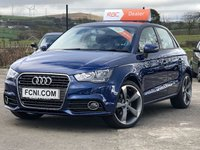 USED 2013 13 AUDI A1 1.6 5 DR TDI SPORT // Bluetooth Audio And Telephone // Multi Function Steering Wheel //