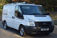 2011 FORD TRANSIT 2.2 300 LR 1d 85 BHP £6450.00