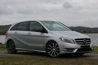 2013 MERCEDES-BENZ B-CLASS 1.8 B200 CDI BLUEEFFICIENCY SPORT 5d AUTO 136 BHP £11000.00