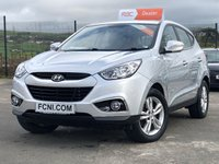USED 2013 13 HYUNDAI IX35 1.7 STYLE CRDI // Front and Rear Heated Seats // Rear Parking Sensors //  Bluetooth Media and Telephone //