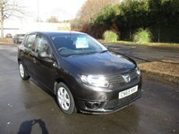 USED 2015 65 DACIA SANDERO 1.1 AMBIANCE 5d 73 BHP WAS £5,995 NOW ONLY £5,495 !!