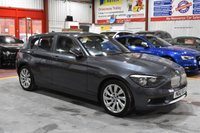 2012 BMW 1 SERIES 2.0 116D URBAN 5d AUTO 114 BHP £8485.00