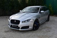 USED 2014 64 JAGUAR XF 3.0 D V6 S PORTFOLIO SPORTBRAKE 5d AUTO 275 BHP