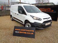 2015 FORD TRANSIT CONNECT 1.6 230 DOUBLE CAB IN VAN 6d 95 BHP £6990.00