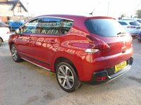 USED 2015 15 PEUGEOT 3008 1.6 HDI ALLURE 5d 115 BHP