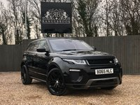 2015 LAND ROVER RANGE ROVER EVOQUE 2.0 TD4 HSE DYNAMIC 5dr