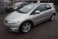 USED 2009 59 HONDA CIVIC 1.8 I-VTEC ES 5d 138 BHP