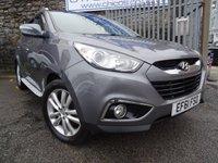 2011 HYUNDAI IX35 2.0 PREMIUM CRDI 4WD 5d 134 BHP £7499.00