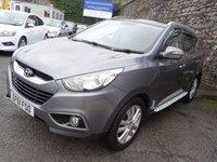 USED 2011 61 HYUNDAI IX35 2.0 PREMIUM CRDI 4WD 5d 134 BHP