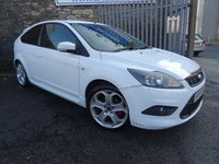 USED 2009 59 FORD FOCUS 1.8 ZETEC S S/S 3d 124 BHP