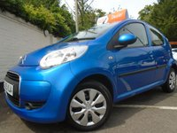 USED 2009 09 CITROEN C1 1.0 VTR 5d 68 BHP GUARANTEED TO BEAT ANY 'WE BUY ANY CAR' VALUATION ON YOUR PART EXCHANGE