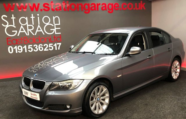 2009 59 BMW 3 SERIES 2.0 320D SE BUSINESS EDITION 4d AUTO 175 BHP
