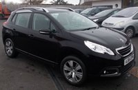 USED 2015 64 PEUGEOT 2008 1.2 ACTIVE 5d 82 BHP £30.00 PER YEAR ROAD TAX