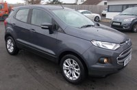 USED 2015 FORD ECOSPORT 1.5 ZETEC TDCI 5d 94 BHP £30.00 PER YEAR ROAD TAX