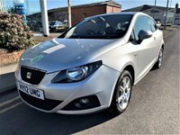 2012 SEAT IBIZA 1.2 CR TDI S COPA 3d 74 BHP £3495.00