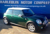 2011 MINI HATCH COOPER