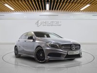 USED 2015 65 MERCEDES-BENZ A CLASS 2.1 A200 CDI AMG NIGHT EDITION 5d AUTO 134 BHP ***NO ULEZ CHARGE ON THIS VEHICLE*** Well-Looked After By A Previous With Full Main Dealer MERCEDES Service History - 0% DEPOSIT FINANCE AVAILABLE